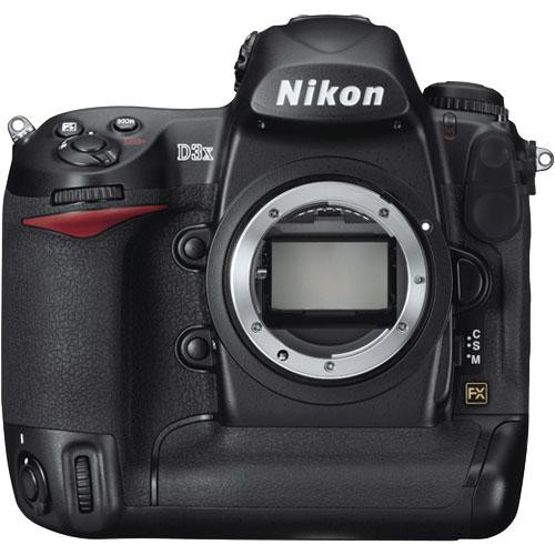 At the time of its release, the D3X was Nikon's highest-resolution DSLR and cost $8000. Today, now that it is discontinued, it can be found for about $1000 used.