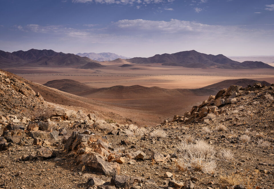 Namibia Canyon View