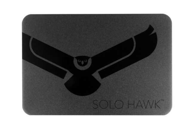ioSafe Solo Hawk Top View