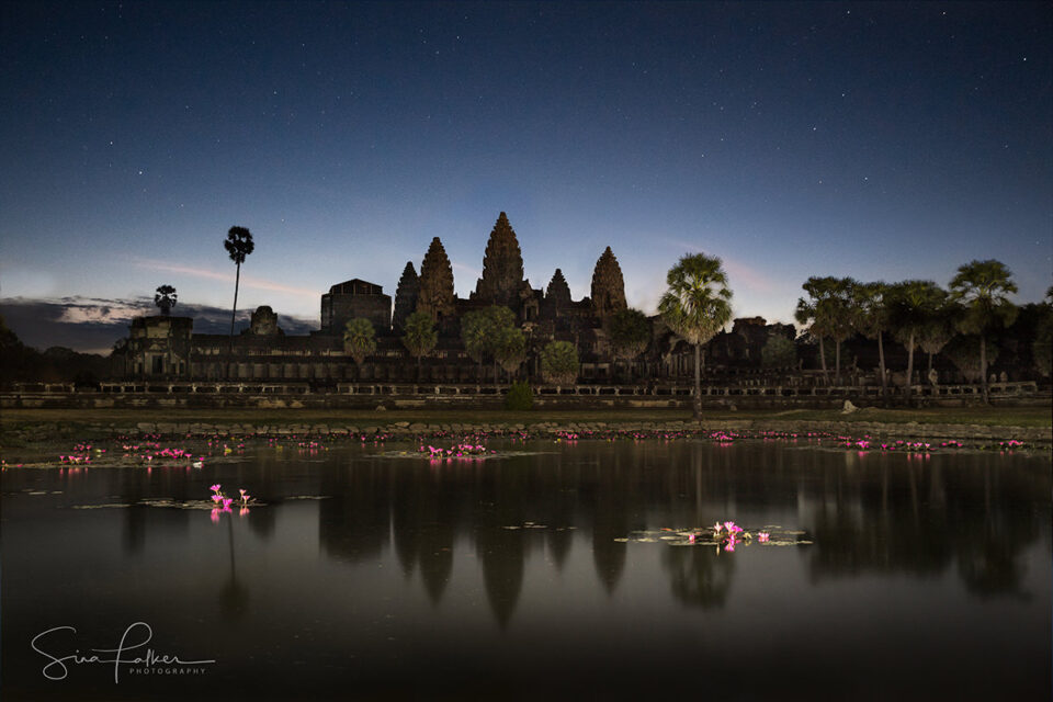 Angkor Before the Dawn - Angkor Wat, Cambodia