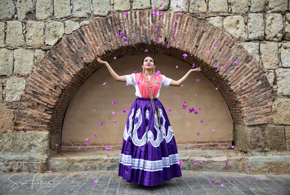 The Traditional Dress of the Guelaguetza – Oaxaca, Mexico