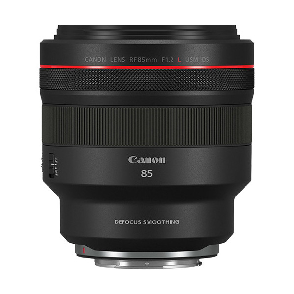 Canon Rf 85mm F 1 2 Ds And Rf 70 200mm F 2 8 Announcements