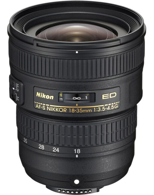 The Nikon 18-35mm f/3.5-4.5 G is one of the best value ultra-wide lenses on the market.