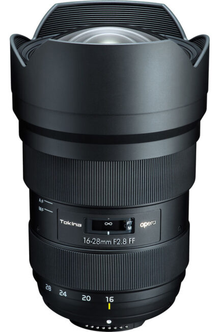 The Tokina Opera 16-28mm f/2.8 zoom is one of the market's best deals on a wide angle lens for Nikon.