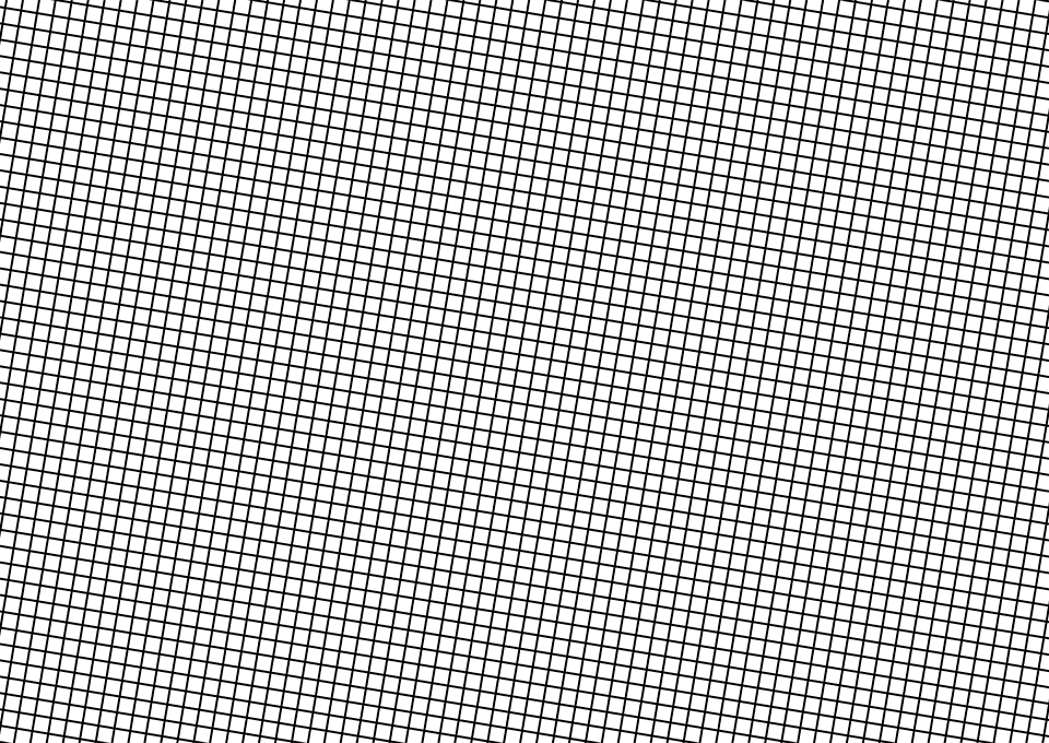 Curved grid