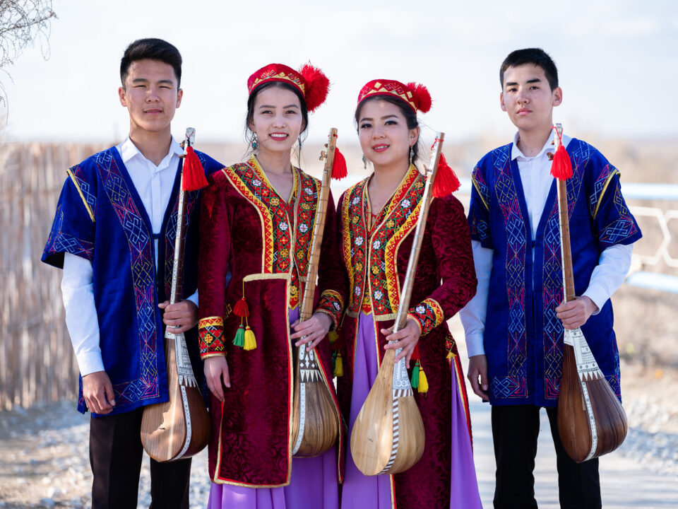 Karakalpak music performers