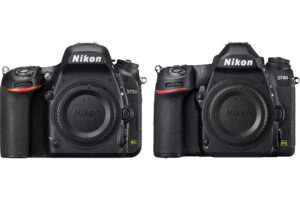Nikon D750 vs Nikon D780 2x3 aspect ratio