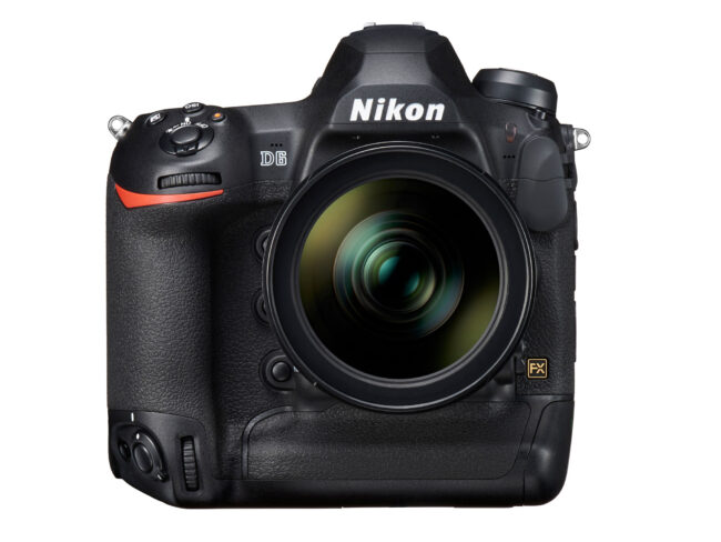 Nikon D6 is the flagship DSLR with the most features Nikon has to offer in a full-size, weather-sealed body